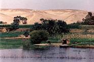 Le Nil, Égypte