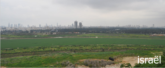 Israël, Connected Land